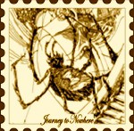 Journey-To-Nowhere postage stamp #2