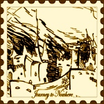 Journey-To-Nowhere postage stamp #24